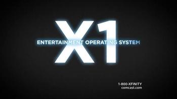 XFINITY X1 Double Play TV Spot, 'Like Never Before' - Thumbnail 4