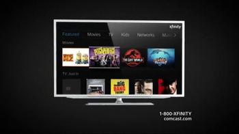 XFINITY X1 Double Play TV Spot, 'Like Never Before' - Thumbnail 5