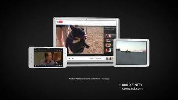 XFINITY X1 Double Play TV Spot, 'Like Never Before' - Thumbnail 7