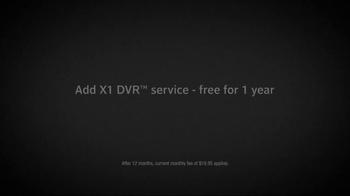 XFINITY X1 Double Play TV Spot, 'Like Never Before' - Thumbnail 9