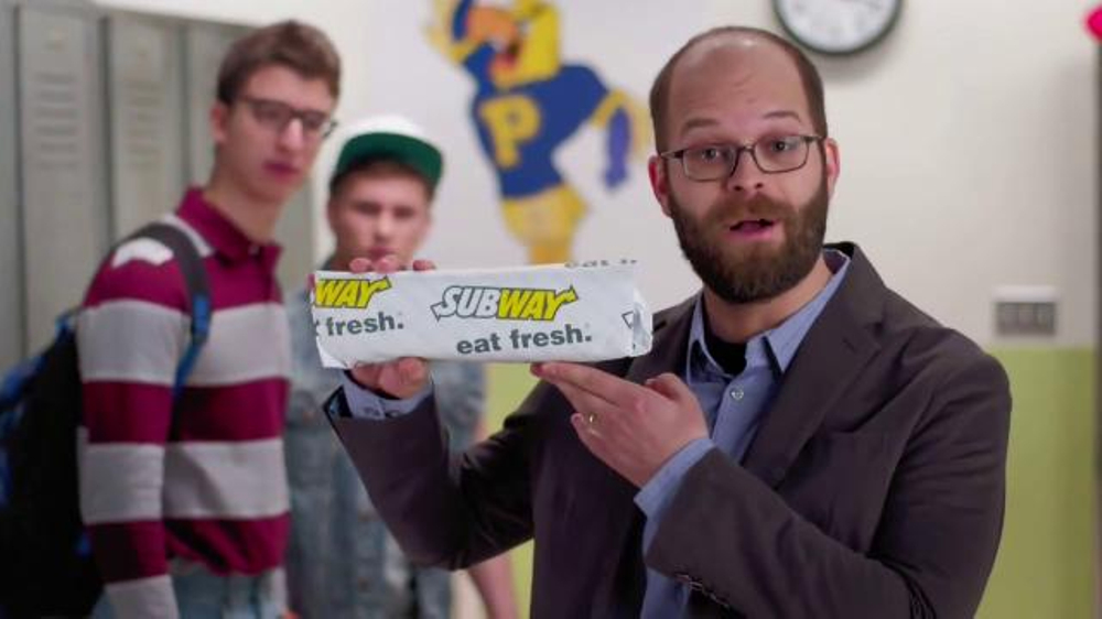 Subway Chipotle Chicken Melt TV Commercial, 'PSA: Aggressive' Ft. Peter McNerney