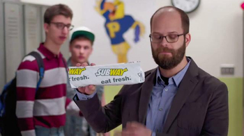 Subway Chipotle Chicken Melt TV Spot, 'PSA: Aggressive' Ft. Peter McNerney - Thumbnail 10