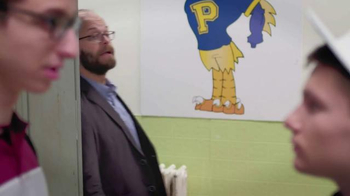 Subway Chipotle Chicken Melt TV Spot, 'PSA: Aggressive' Ft. Peter McNerney - Thumbnail 3