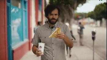 Taco Bell Grilled Stuft Nacho TV Spot, 'Sharing Sucks' - Thumbnail 10