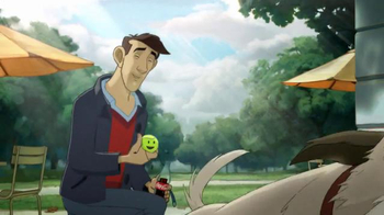 Coca-Cola TV Spot, 'Man & Dog' Song by Bob Gibson - Thumbnail 9