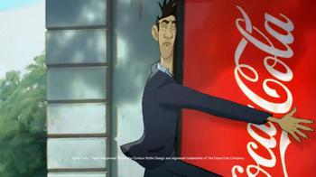 Coca-Cola TV Spot, 'Man & Dog' Song by Bob Gibson - Thumbnail 7