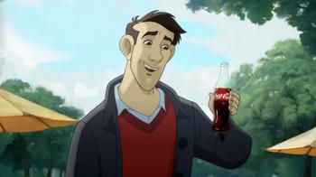 Coca-Cola TV Spot, 'Man & Dog' Song by Bob Gibson - Thumbnail 8