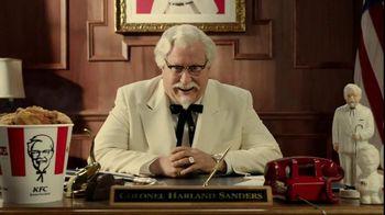 KFC TV Spot, 'State of Kentucky Fried Chicken Address' Ft. Darrell Hammond - 34 commercial airings