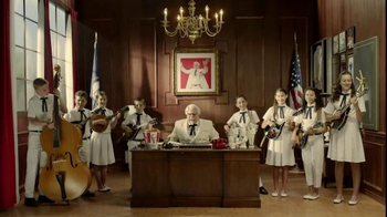KFC TV Spot, 'State of Kentucky Fried Chicken Address' Ft. Darrell Hammond - Thumbnail 10
