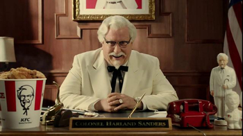 KFC TV Spot, 'State of Kentucky Fried Chicken Address' Ft. Darrell Hammond - 34 commercial airings