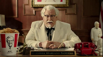 KFC TV Spot, 'State of Kentucky Fried Chicken Address' Ft. Darrell Hammond - Thumbnail 9