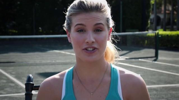 Babolat TV Spot, 'Strings' Featuring Eugenie Bouchard - Thumbnail 6