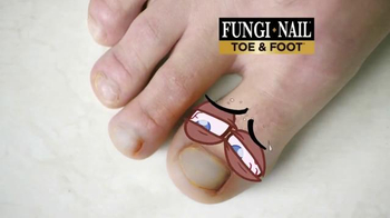 Fungi Nail Toe & Foot TV Spot, 'Lock in the Medicine' - Thumbnail 4