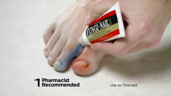 Fungi Nail Toe & Foot TV Spot, 'Lock in the Medicine' - Thumbnail 5