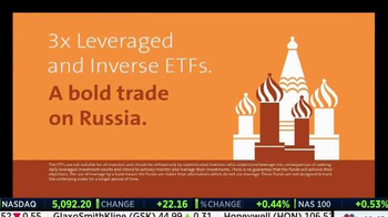 Direxion Investments TV Spot, 'A Bold Trade on Russia' - Thumbnail 3