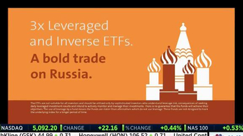 Direxion Investments TV Spot, 'A Bold Trade on Russia' - Thumbnail 4