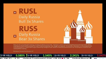 Direxion Investments TV Spot, 'A Bold Trade on Russia' - Thumbnail 6