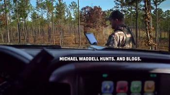 Chevrolet Silverado TV Spot, 'Hunter and Blogger' - Thumbnail 2