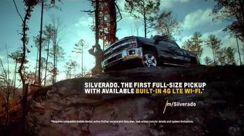 Chevrolet Silverado TV Spot, 'Hunter and Blogger' - Thumbnail 4