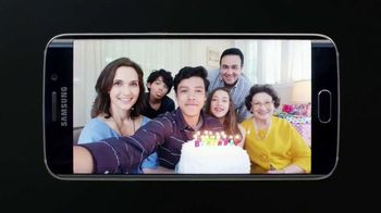 Samsung Galaxy S6 Edge TV Spot, '6v6: Wireless Charging, Wide Angle Selfie' - 978 commercial airings