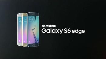 Samsung Galaxy S6 Edge TV Spot, '6v6: Wireless Charging, Wide Angle Selfie' - Thumbnail 10