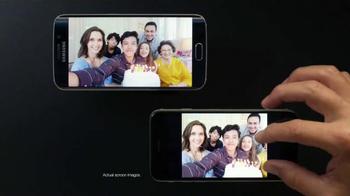 Samsung Galaxy S6 Edge TV Spot, '6v6: Wireless Charging, Wide Angle Selfie' - Thumbnail 6