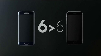 Samsung Galaxy S6 Edge TV Spot, '6v6: Wireless Charging, Wide Angle Selfie' - Thumbnail 8