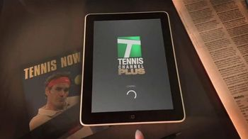 Tennis Channel Plus TV Spot, 'Like Never Before'