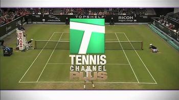 Tennis Channel Plus TV Spot, 'Like Never Before' - Thumbnail 7