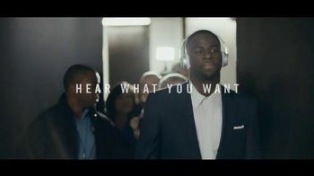 Beats Solo2 Wireless TV Spot, 'Hear What You Want' Feat. Draymond Green - 17 commercial airings