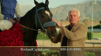 Rosland Capital Gold and Silver IRAs TV Spot, 'Race Track'