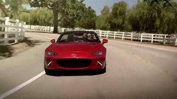2016 Mazda MX-5 Miata TV Spot, 'A Driver's Life: Driving Matters' - Thumbnail 10