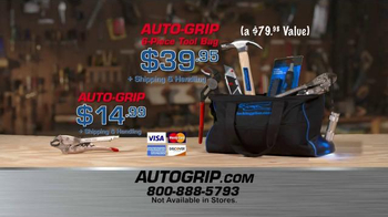 Autogrip TV Spot, 'Upgrade' - Thumbnail 10