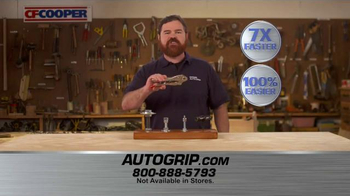 Autogrip TV Spot, 'Upgrade' - Thumbnail 8