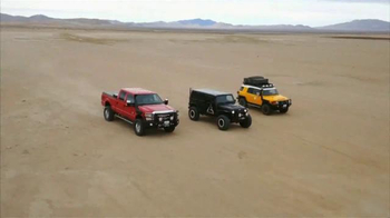 ARB USA Modular Bull Bar Bumper TV Spot, 'Raising the Bar' - Thumbnail 5
