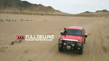 ARB USA Modular Bull Bar Bumper TV Spot, 'Raising the Bar' - Thumbnail 7