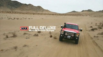 ARB USA Modular Bull Bar Bumper TV Spot, 'Raising the Bar' - Thumbnail 8