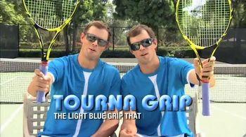 Tourna Grip TV Spot, 'Winners' Featuring Bob and Mike Bryan