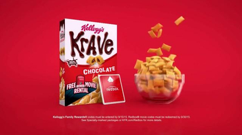 Kellogg's TV Spot, 'Free Movie Rental' Song by Chilly Gonzales - Thumbnail 8