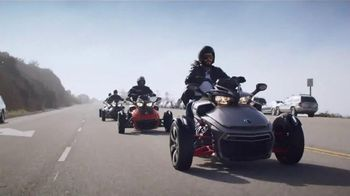 Can-Am Ready. Set. Summer Sales Event TV Spot, 'Complete Freedom' - 1163 commercial airings