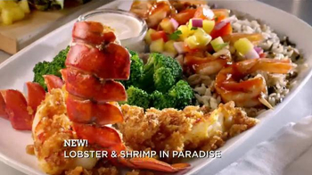 Red Lobster Island Escape TV Spot, 'Straight to the Island'