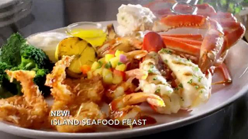 Red Lobster Island Escape TV Spot, 'Straight to the Island' - Thumbnail 5