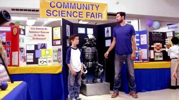 NAPA Auto Parts TV Spot, 'Change Your Battery: Robots'