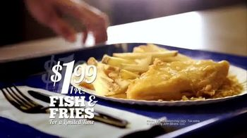 Long John Silver's Fish and Fries TV Spot, 'We Insist' - Thumbnail 6