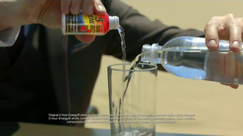 5 Hour Energy TV Spot, 'Drink It Straight or Sip It Slow' - Thumbnail 5