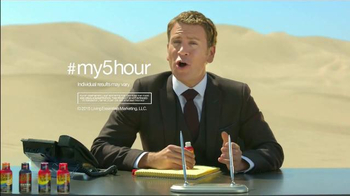5 Hour Energy TV Spot, 'Drink It Straight or Sip It Slow' - Thumbnail 8