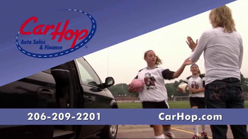 CarHop Auto Sales & Finance TV Spot, 'Fast Approval'