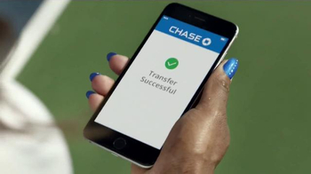 JPMorgan Chase TV Spot, 'Chase Mastery' Ft Serena Williams, Song by MoZella - Thumbnail 3