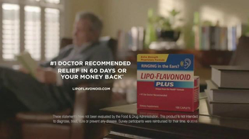 Lipo-Flavonoid Plus TV Spot, 'Quiet the Ringing' Song by George Pauley - Thumbnail 4