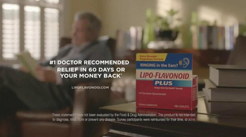 Lipo-Flavonoid Plus TV Spot, 'Quiet the Ringing' Song by George Pauley - Thumbnail 3